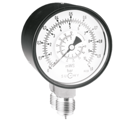 Differenzdruck-Manometer